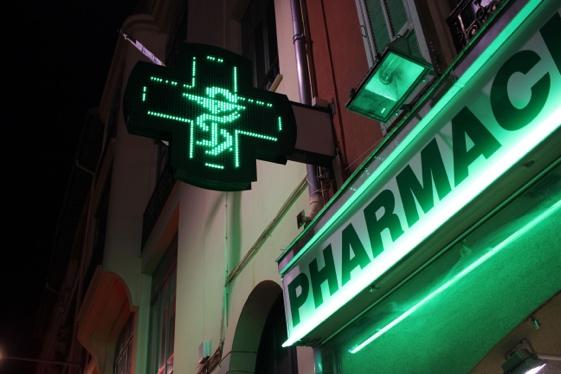 Trouver une pharmacie à Nantes
