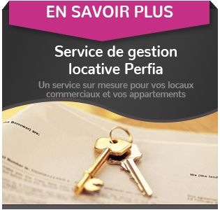 Location local professionnel – Perfia